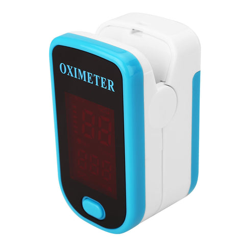 Digital Oximeter Finger Blood Heart Rate Monitor