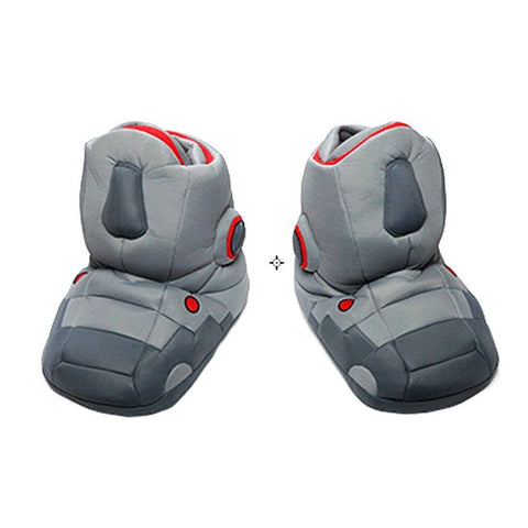 Giant Robot Slippers with Sound - Do the Robot !