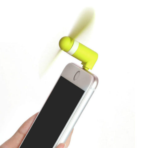Mini Micro usb Fans for Android Phone