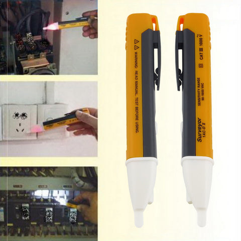 Electric Test Pen LED Light Voltage Indicator