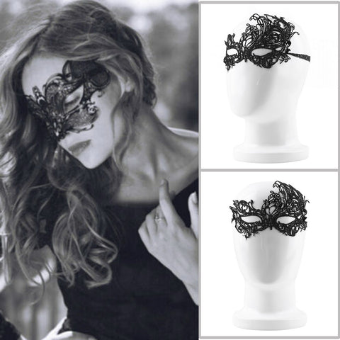 2 Pcs Sexy Eye Lace Mask