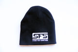 Stand For Something SFS Logo high quality beanie