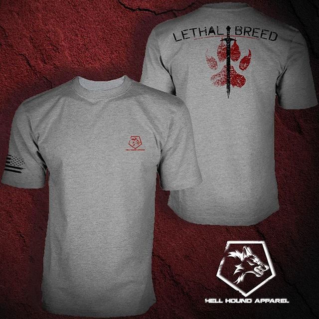 Hell Hound Apparel 1st Gen Lethal Breed T-Shirt