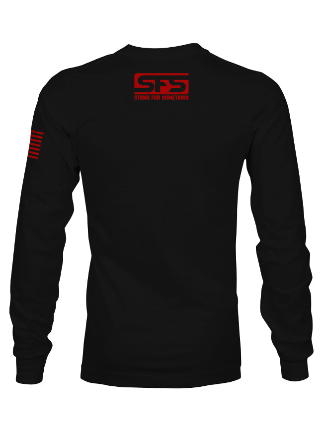 Stand For Something Long Sleeve SFS 1776 Men's T-Shirt
