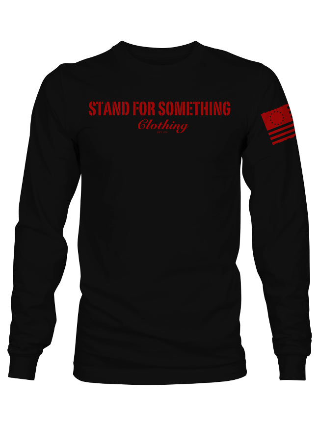 Long Sleeve SFS 1776 Men's T-Shirt