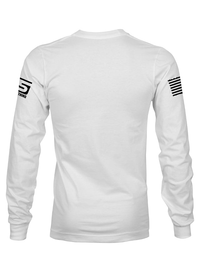 Long Sleeve SFS Retro Men's T-Shirt