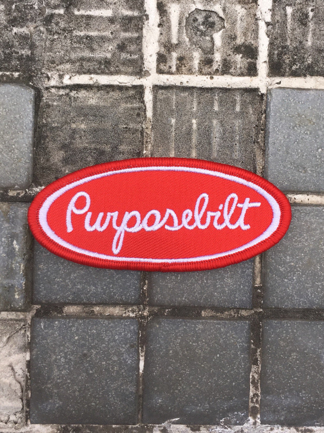 Purpose Bilt Velcro Backed Patch