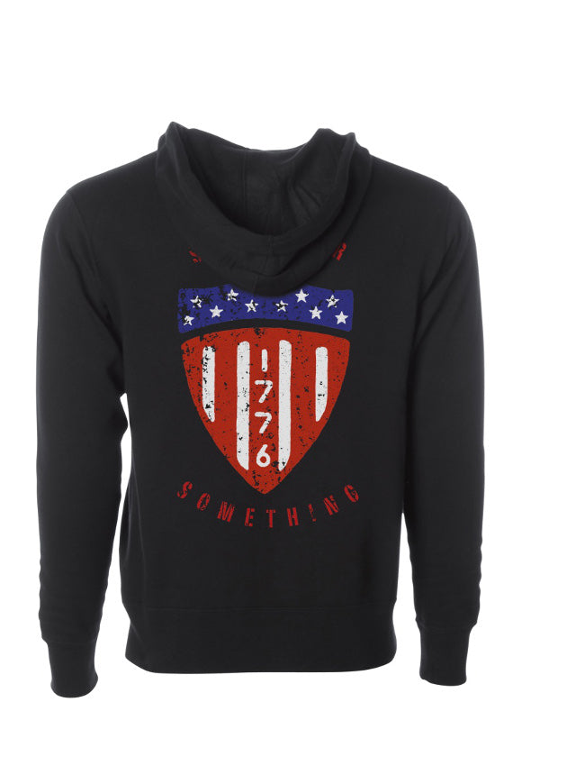 Stand For Something Union Shield Hoodie (UNISEX)