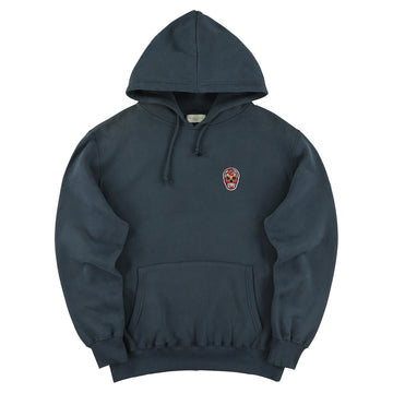 The Classic Hoodie - Navy // Pink