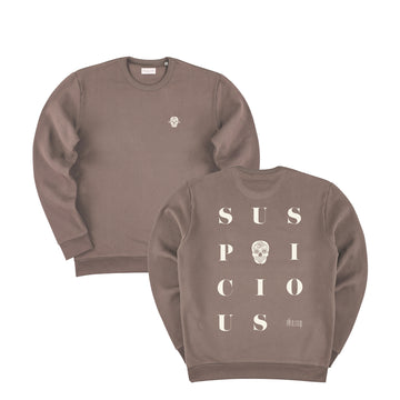 The Playground Sweater - Clay // Off-White