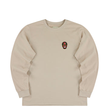 The Classic Longsleeve v6 - Dune // Rusty Brown