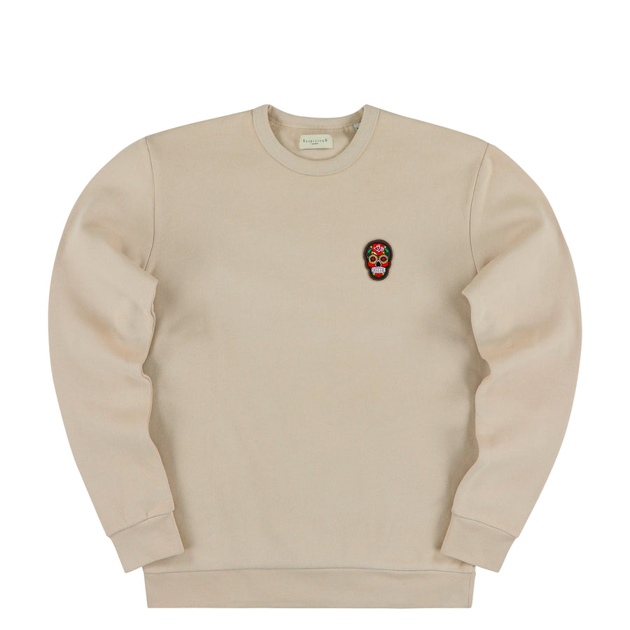 The Classic Sweater v6 - Dune // Rusty Brown
