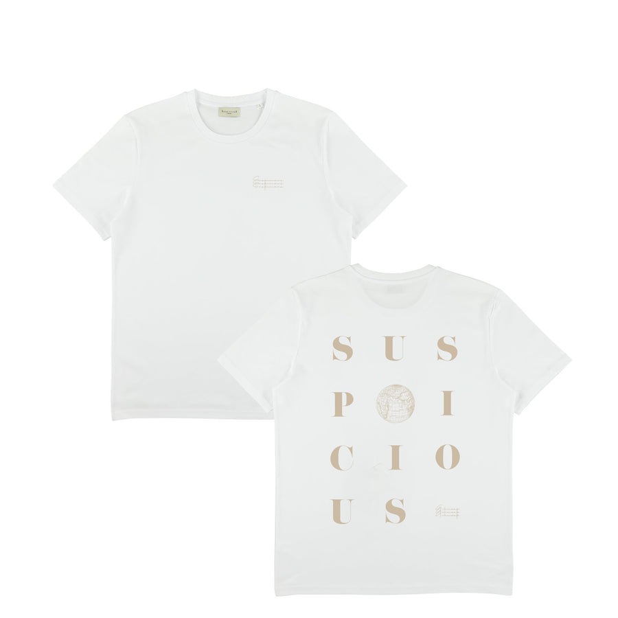 The Playground II Shirt - White // Dune