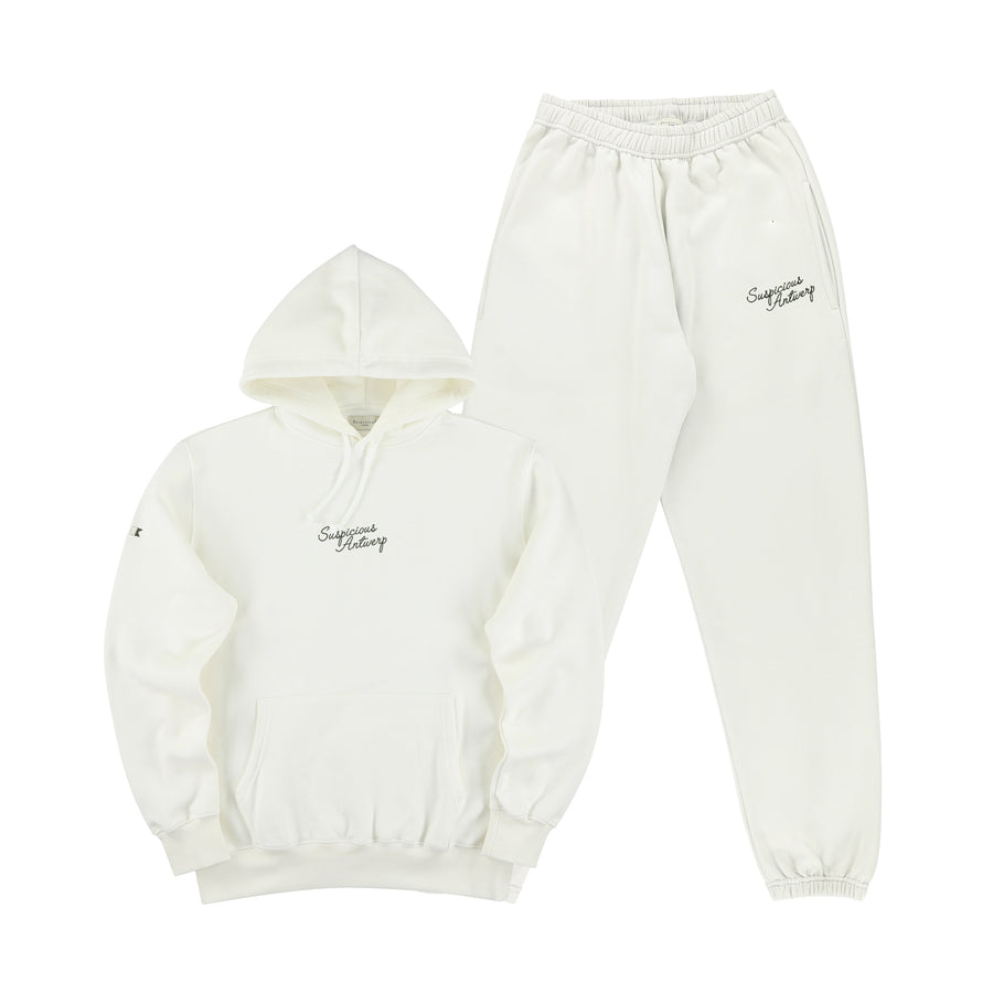The Navigator Tracksuit - Off-White