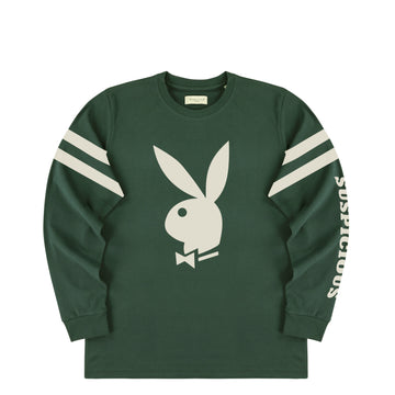 (Suspicious x Playboy) '67 Football Jersey - Forest