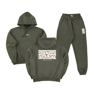 The Peacekeeper Tracksuit - Army