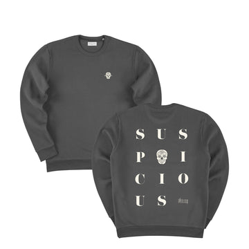 The Playground Sweater - Shadow // Off-White