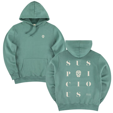 The Playground Hoodie - Seaweed // Off-White