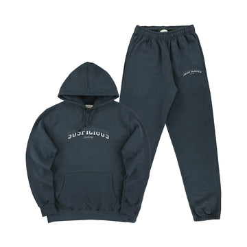The Graduate Tracksuit - Navy