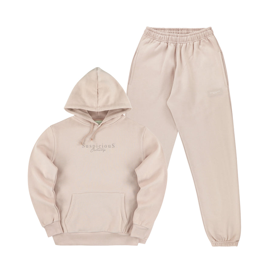 The Vintage Tracksuit - Nude