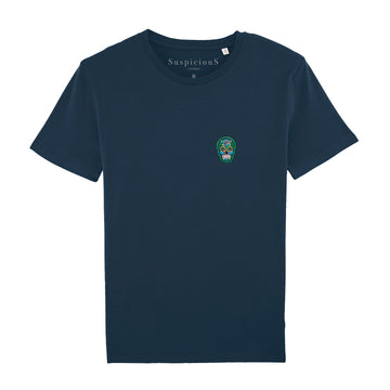 The Classic Shirt - Navy // Green