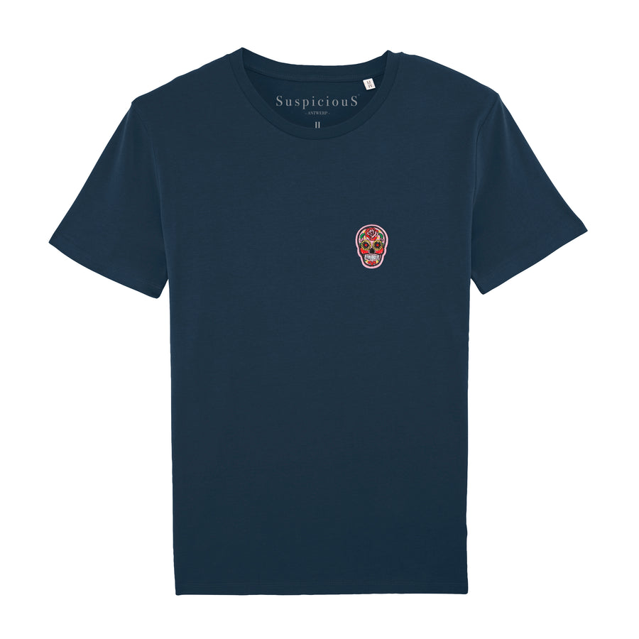 The Classic Shirt - Navy // Pink