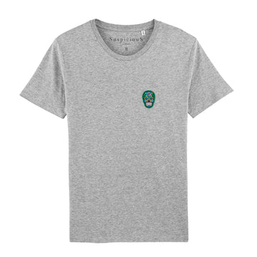 The Classic Shirt - Grey // Green
