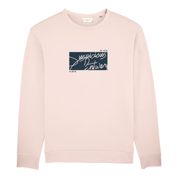 The Roots Sweater - Pink // Blue