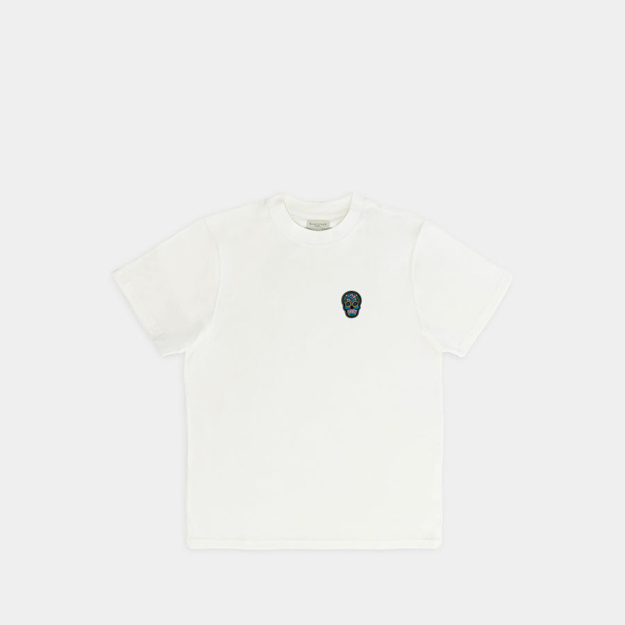 The Classic Tee - Natural // Shadow