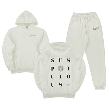 The Playground II Tracksuit - Snowfall