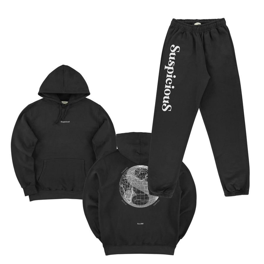 BLACK SERIES MMXX - THE VOYAGER TRACKSUIT
