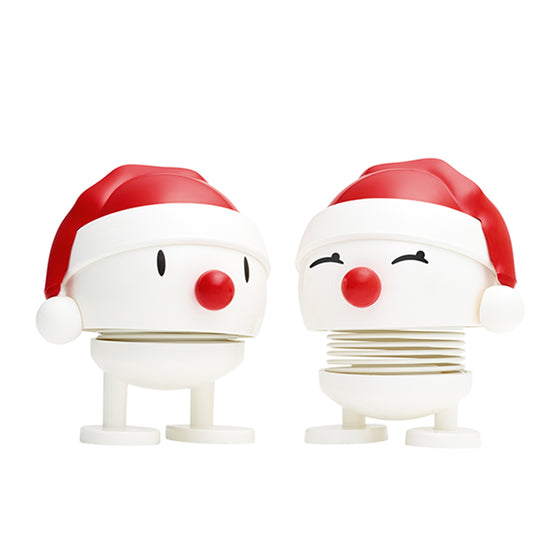 Baby Nosy Santa - White (Couple)