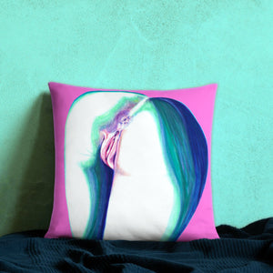 """Miami I & II"" Pillow"