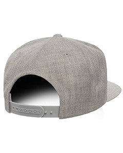 NC A&T 6-Panel Structured Flat Visor Classic Snapback