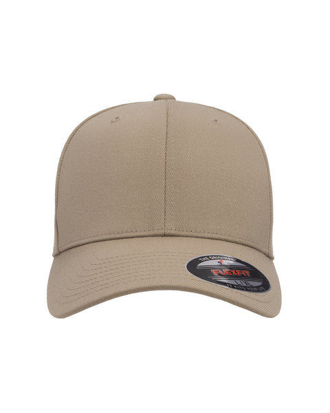 Embroidered NC A&T Wool Blend 6-Panel Cap