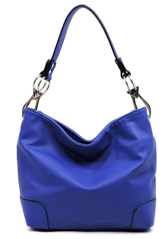 Zeta Phi Beta Royal Bucket Handbag