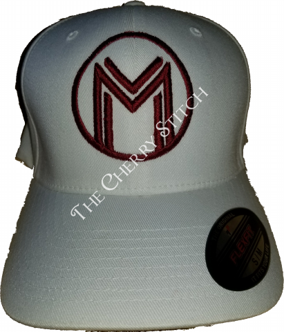 Embroidered Morehouse Wooly 6-Panel Cap