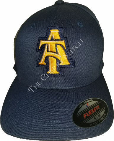 NC A&T Wool Blend 6-Panel Cap