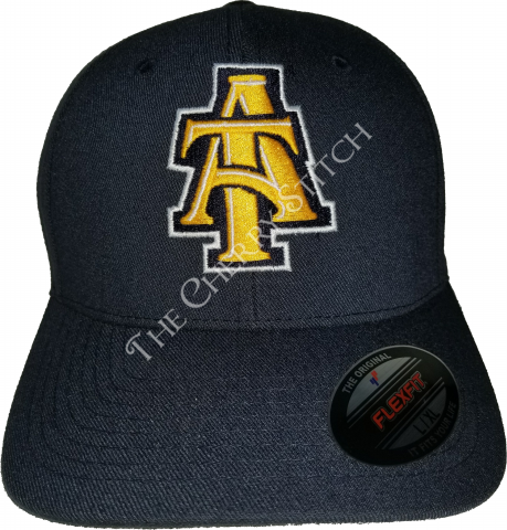 Embroidered NC A&T Cool & Dry Cap