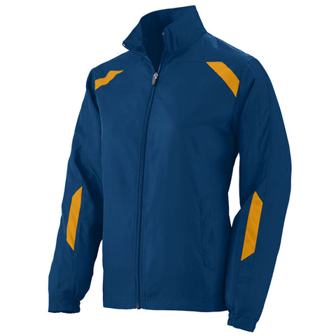 Embroidered NC A&T Avail Ladies Track Jacket