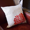 Peony Design Pillow Case