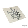 Silver Coral - Pillow Case