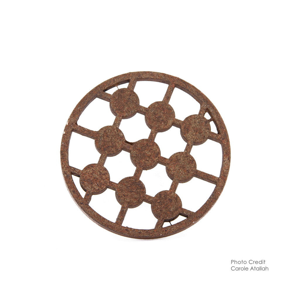 Coaster Circle Lazercut 1 pc