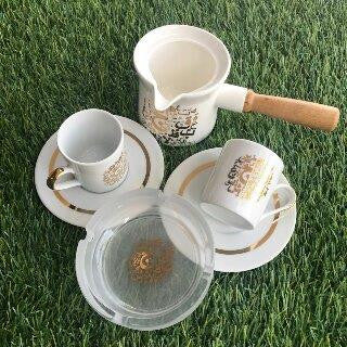 Coffee Set 4 pcs
