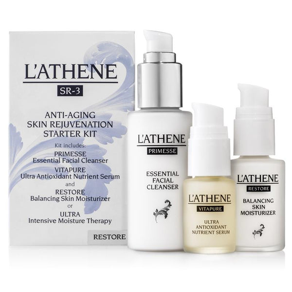 SR-3 Daily Skin Rejuvenation Starter Kit RESTORE