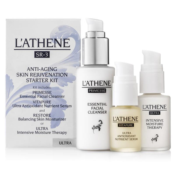 SR-3 Daily Skin Rejuvenation Starter Kit ULTRA