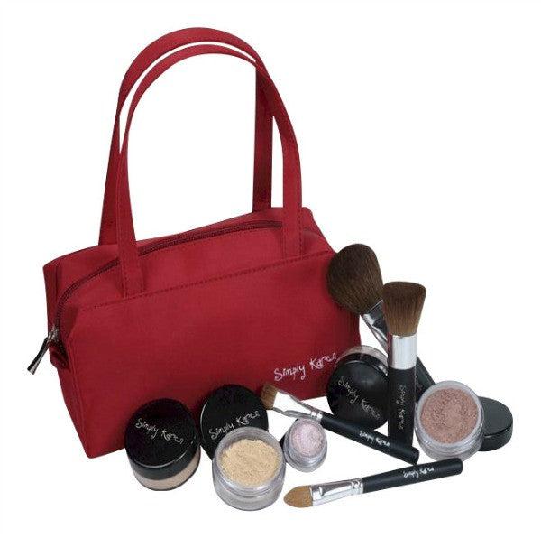 Complete Mineral Makeup Kit: Now Only $75.95 saves you over 50% off the retail value!