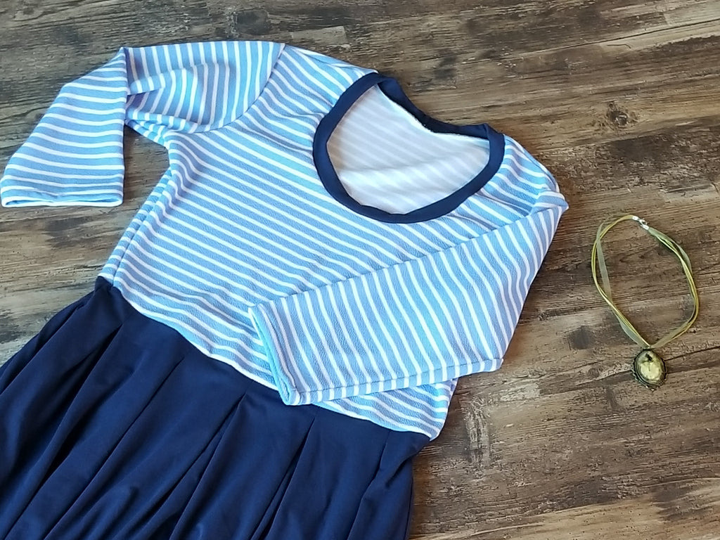 Week 27: Sew something with stripes