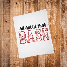 All About the Base Sale Panel