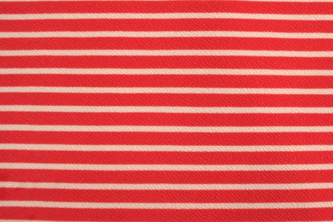 Red Liverpool Stripes